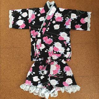 シマムラ(しまむら)の甚平 女の子 浴衣 130(甚平/浴衣)