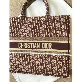 クリスチャンディオール(Christian Dior)のChristian Dior ディオール ブックトート ミニ(トートバッグ)