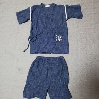 ニシマツヤ(西松屋)の甚平 男の子(甚平/浴衣)