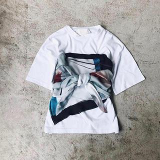 アメリヴィンテージ(Ameri VINTAGE)のAmeri VINTAGE メディドローイングアーバンT(Tシャツ(半袖/袖なし))