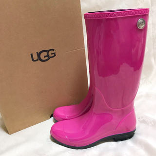 アグ(UGG)の新品 UGG レインブーツ 23(レインブーツ/長靴)