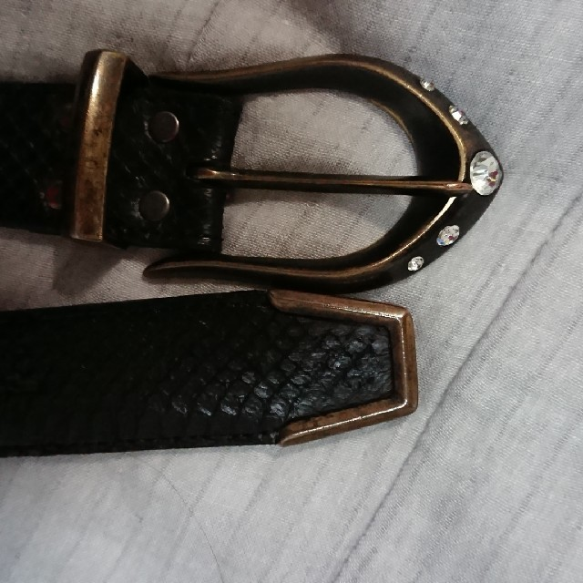 BUFFALO BOBS(バッファローボブス)のバッファローボブスベルト                  メンズのファッション小物(ベルト)の商品写真