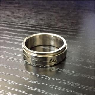 no7ステンレスファッションリング25号(リング(指輪))
