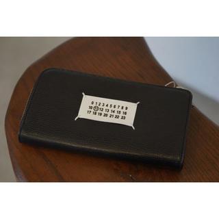 f7232fe94645 マルタンマルジェラ(Maison Martin Margiela)の2019SS 新品 正規品 メゾンマルジェラ 長財布