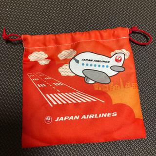 ジャル(ニホンコウクウ)(JAL(日本航空))のポーチ(ポーチ)