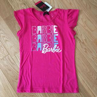 バービー(Barbie)の新品未使用‼️140センチ バービー  tシャツ barbie(Tシャツ/カットソー)