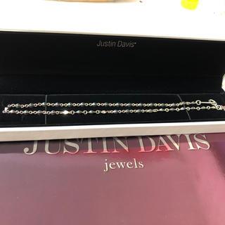 ジャスティンデイビス(Justin Davis)のSNJ213 40cm チェーン(ネックレス)