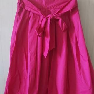 シマムラ(しまむら)のしまむら ピンク スカート(ひざ丈スカート)