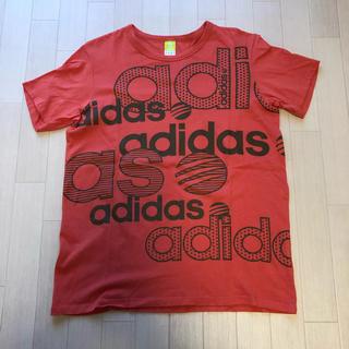 アディダス(adidas)のadidas Tシャツ (Tシャツ/カットソー(半袖/袖なし))