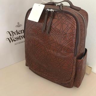 ヴィヴィアンウエストウッド(Vivienne Westwood)の新品 ヴィヴィアン リュック アーサー ブラウン(リュック/バックパック)