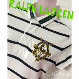 ラルフローレン(Ralph Lauren)のラルフローレン レディースポロシャツ ゴルフウェア(ポロシャツ)