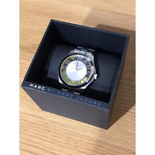 マークバイマークジェイコブス(MARC BY MARC JACOBS)のMBMJ 限定時計(腕時計)