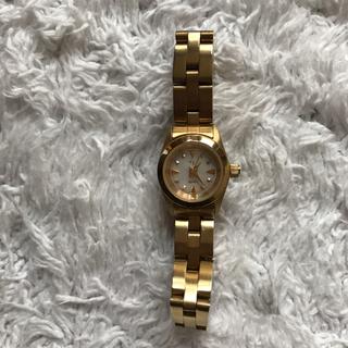 ドアーズ(DOORS / URBAN RESEARCH)のコントン   腕時計  ゴールド(腕時計)