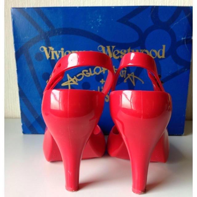 Vivienne Westwood(ヴィヴィアンウエストウッド)のVivienne Westwood × メリッサ サンダル レディースの靴/シューズ(ハイヒール/パンプス)の商品写真