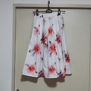 シマムラ(しまむら)のしまむら☆スカート(ひざ丈スカート)