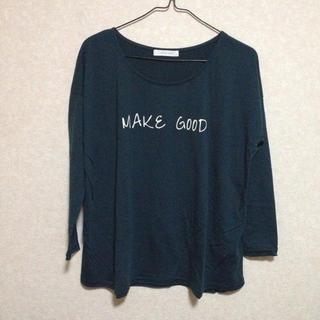 ローリーズファーム(LOWRYS FARM)のロゴロンT(Tシャツ(長袖/七分))