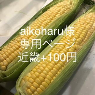 aikoharu様専用ページ(野菜)