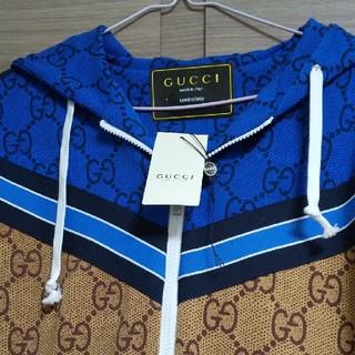 グッチ(Gucci)のグッチ ジャージワンピース(ミニワンピース)