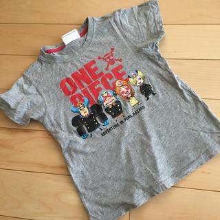 used♪hangtenハンテンONEPIECEシャツ110〜120cm♪3/3