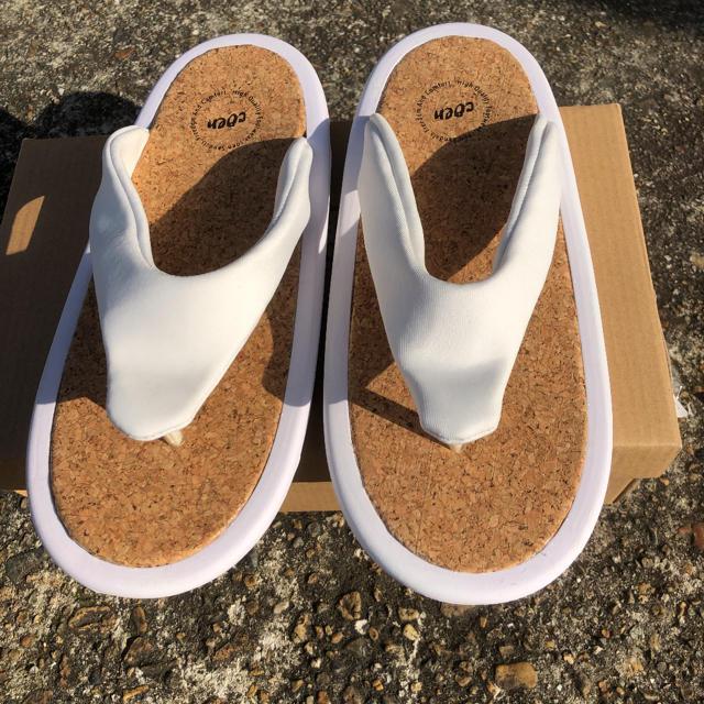 coen(コーエン)の新品未使用‼️coen  リラックスサンダル メンズの靴/シューズ(サンダル)の商品写真