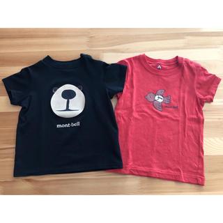 モンベル(mont bell)のmont-bell  くま&ことりTシャツ(Tシャツ/カットソー)