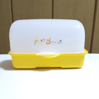 Disney - 電子レンジ用ほ乳びん消毒器