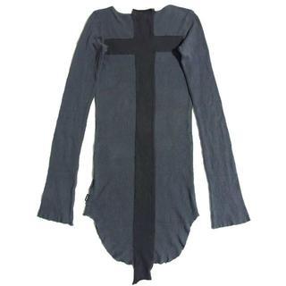 ルグランブルー(LGB)のLGB ルグランブルー バッククロス カットソー 1 ロンT Tシャツ HYDE(カットソー(長袖/七分))