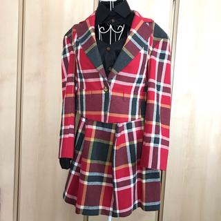 ヴィヴィアンウエストウッド(Vivienne Westwood)の未使用 クリニスキュールスカート スーツ Vivienne Westwood (スーツ)