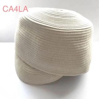カシラ(CA4LA)のCA4LA 帽子(ハット)