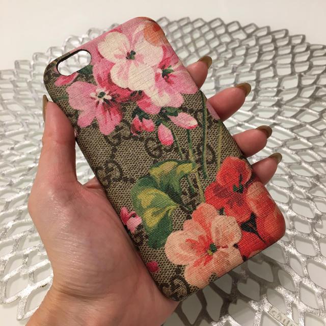Gucci - 確実正規品 グッチ GUCCI iPhone6 6s スマホケースの通販