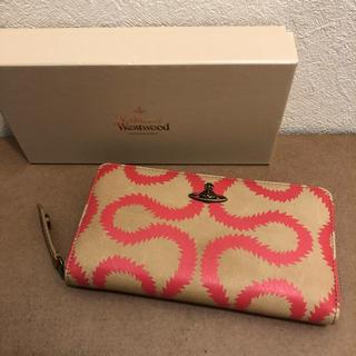 ヴィヴィアンウエストウッド(Vivienne Westwood)のスクイグル 長財布(財布)