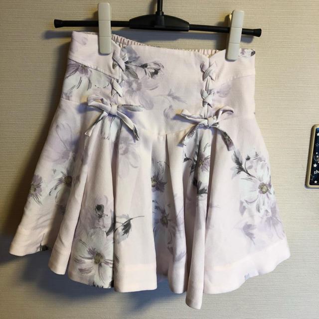 LIZ LISA(リズリサ)のLIZ LISA キュロットスカート レディースのスカート(ミニスカート)の商品写真