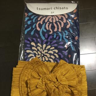 ツモリチサト(TSUMORI CHISATO)のtsumori chisato花火浴衣(浴衣)
