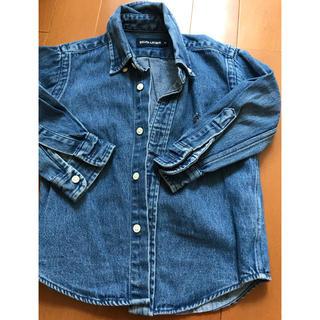 ラルフローレン(Ralph Lauren)のラルフローレン デニムシャツ 90サイズ(ジャケット/上着)