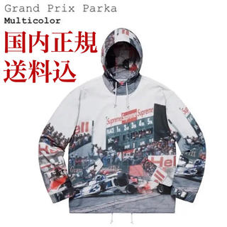 e6531335457a シュプリーム(Supreme)のSupreme Grand Prix Parka XLサイズ(ブルゾン)