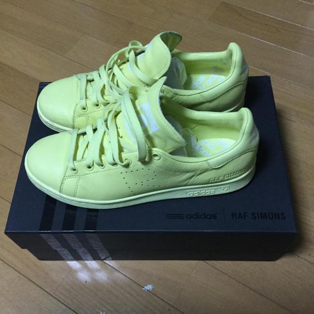 RAF SIMONS(ラフシモンズ)のraf simons adidas stan smith 26.5cm メンズの靴/シューズ(スニーカー)の商品写真