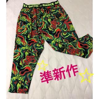 ズンバ(Zumba)のzumba カプリ パンツ Green(その他)