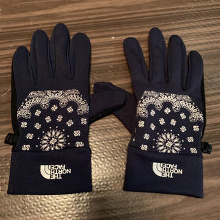 シュプリーム(Supreme)のsupreme THE NORTH FACE BANDANA GLOVES(手袋)