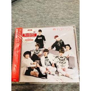 【トレカ1枚つき】BTS FOR YOU CD 通常盤(K-POP/アジア)