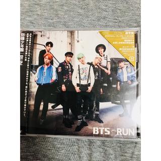 【トレカ付き】BTS RUN 通常盤(K-POP/アジア)