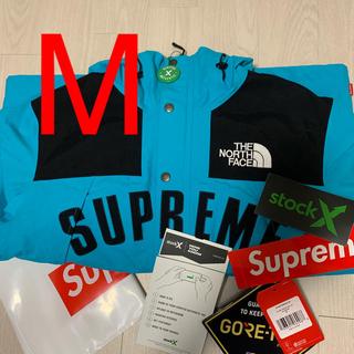 6eac6a136372 シュプリーム(Supreme)のSupreme Arc Logo Mountain Parka Teal M(マウンテンパーカー)