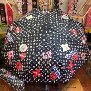 ルイヴィトン(LOUIS VUITTON)の本物のLOUIS VUITTON  ルイヴィトン自動傘(傘)