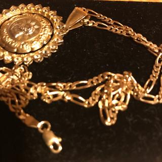 アヴァランチ(AVALANCHE)のフェガロ チェーン 10金(ネックレス)