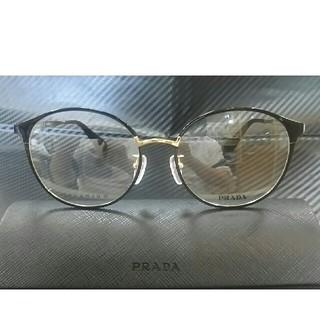 04f274715c80 プラダ(PRADA)のPRADA プラダ メガネ メタル クラシック ボストン 流行 ラスト1本(