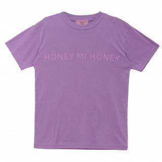 ハニーミーハニー(Honey mi Honey)のHONEY MI HONEY ロゴTシャツ(Tシャツ(半袖/袖なし))