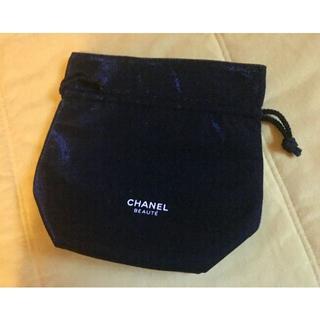 シャネル(CHANEL)のChanel Beaute ノベルティー メッシュ巾着 ポーチ 新品未使用(その他)