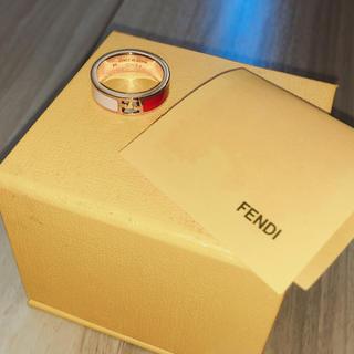 フェンディ(FENDI)のFENDI 指輪 9号〜(リング(指輪))