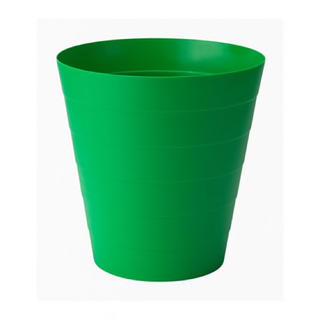 IKEA FNISS ゴミ箱 グリーン