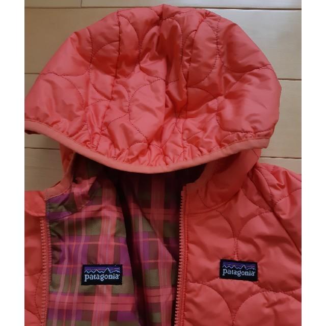 patagonia(パタゴニア)のpatagonia キッズアウター キッズ/ベビー/マタニティのキッズ服 女の子用(90cm~)(ジャケット/上着)の商品写真