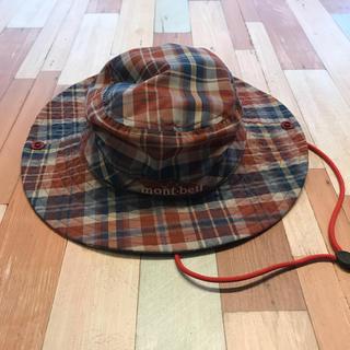モンベル(mont bell)のmont-bell 子供用帽子(帽子)